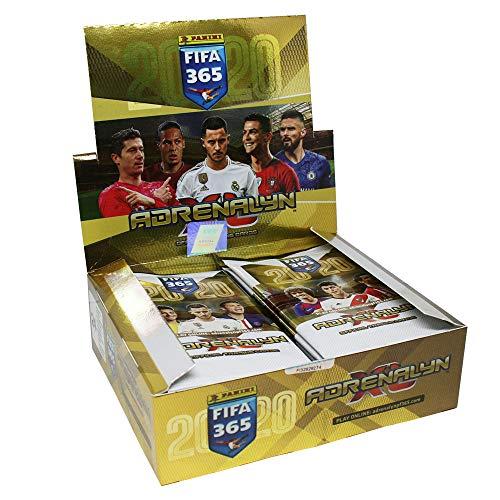 CAGO Panini FIFA 365 2020 Sammel Karten - 1 Display (24 Booster)