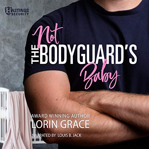 Not the Bodyguard's Baby audiobook cover art