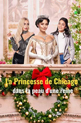 La Princesse de Chicago dans la peau dune reine: La Princesse de Chicago Movie | La Princesse de Chicago Film | Fans Cute Notebook Journal Gift
