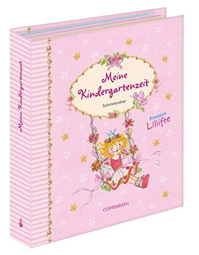 Prinzessin Lillifee - Meine Kindergartenzeit: Sammelordner (Eintragbücher)