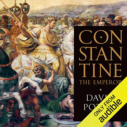 Constantine the Emperor  By  cover art