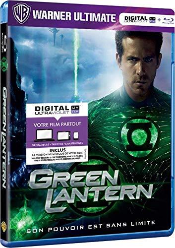 Green Lantern - Blu-ray - DC COMICS [Warner Ultimate (Blu-ray)]