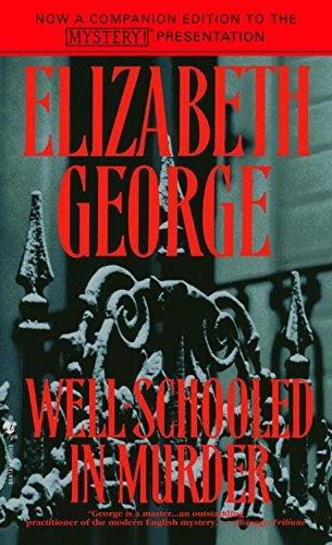 Read Well Schooled In Murder Inspector Lynley 3 By Elizabeth George