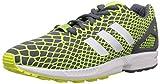 Adidas Scarpe Uomo ZX Techfit B24934 Syello/Ftwwht/Onix, Giallo, 46