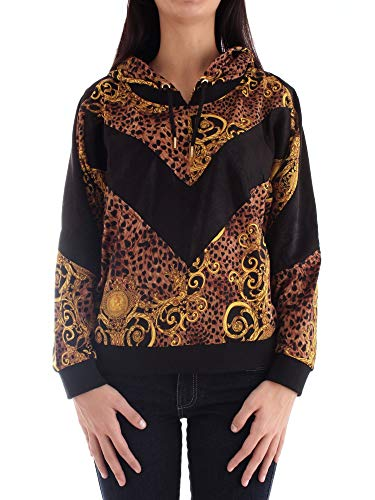 Versace dam dam lätt tröja huvtröja