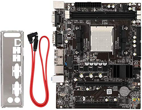 PC Motherboard for AM2 AM3 CPU (M-ATX, DDR2/DDR3 Memory, Integrated GF7025/7050/6100 Graphics, 2X...
