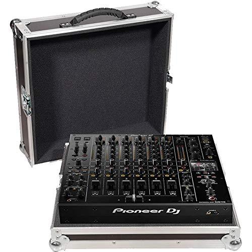 Walkasse WC-DJMV10-ESP Flight Case Mezclador Pioneer DJM-V10 Plata
