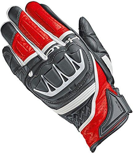 Held Spot handschoenen 7 zwart/rood