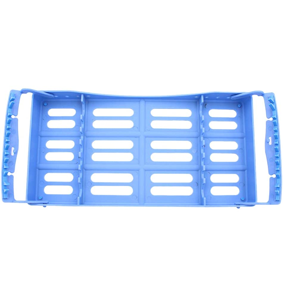 アンカー専門用語ハウジングArtibetter 7つの用具の貯蔵のための歯科殺菌カセット外科殺菌箱の消毒の皿