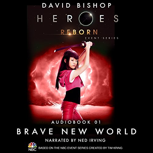 Brave New World (Heroes Reborn 1) audiobook cover art