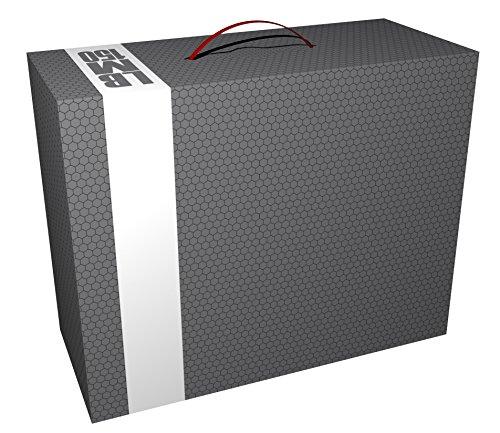 Feldherr Storage Box for 72 Small Miniatures Plus Tanks or Monster