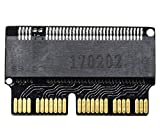 GODSHARK M.2 NVME SSD Convert Adapter for MacBook Air Pro Retina Mid 2013 2014 2015 2016 2017, NVME/AHCI SSD Upgraded Kit for A1465 A1466 A1398 A1502