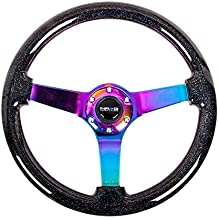 Best nrg neo chrome steering wheel Reviews