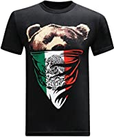 tees geek California Republic Men's T-Shirt