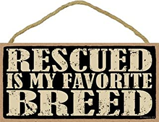 rescued is my favorite breed products