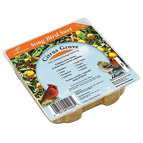 Heath Outdoor Products Dd-23 Citrus Grove de suif Gâteau, Coque DE 16