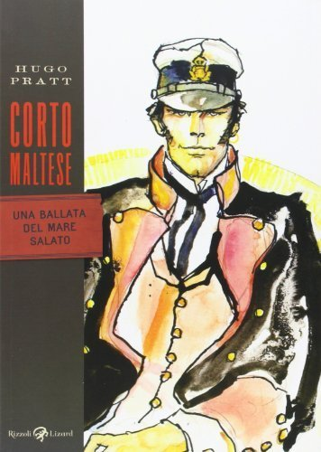 Corto Maltese UNA Ballata Del Mare Salato by Hugo Pratt (2009-06-05)