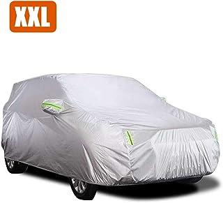 KKmoon Cubierta para Automovil, Funda para Auto con Tira Ref