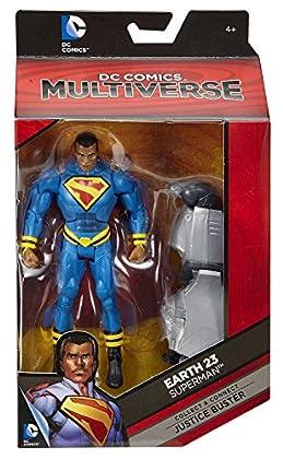 DC Comics Multiverse Earth 23 Superman Action Figure by DC Comics