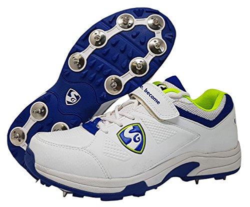 SG Sierra Cricket Spike Shoes, Size 11
