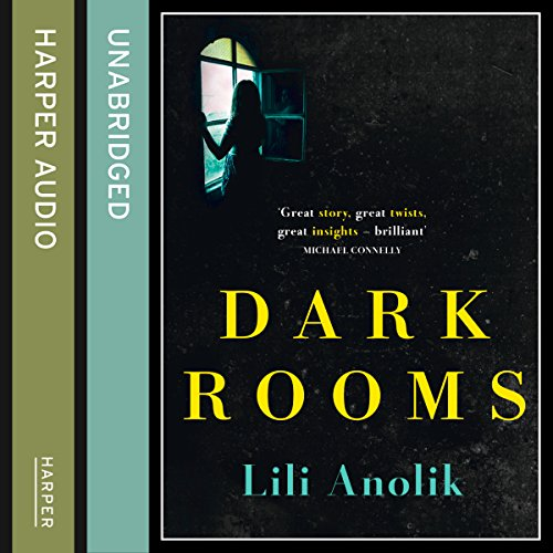 Dark Rooms audiobook cover art
