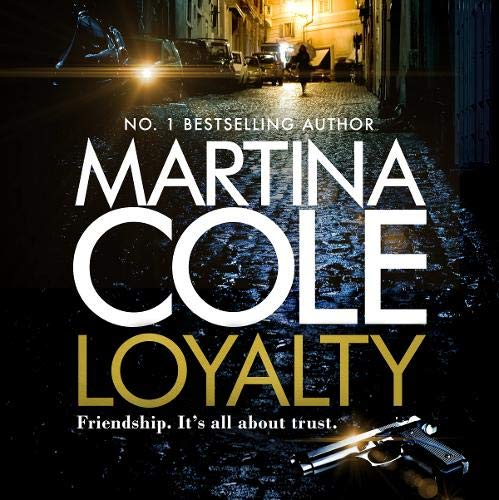 Loyalty Audiobook By Martina Cole cover art