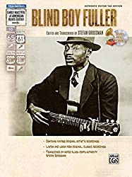 Early masters of american blues guitar: blind boy fuller guitare+cd