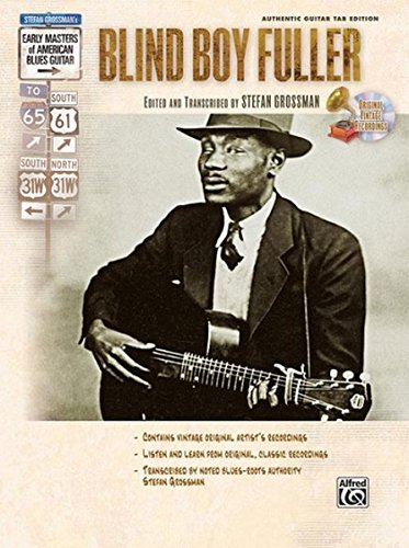 Early Masters of American Blues Guitar: Blind Boy Fuller