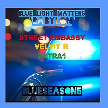 Blue Light Matters Babylon