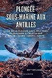 Plongée sous-marine aux Antilles: Le Guide de la plongée sous-marine en Guadeloupe et Martinique (French Edition)