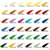 Immagine 2 set di colori acrilici 36