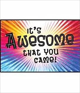 Warner Press 308964 Postcard Awesome That You Came