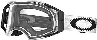 Oakley Airbrake MX Goggles (Matte White Speed Frame/Clear Lens)