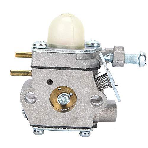 Oumefar 2 x Dichtung Metallvergaser 1 x Filter 1 x Ölleitung 138 g 1 x Vergaser Passend für Bolzen BL110 BL160 BL425 Passend für MTD 753-06190 M2510 M2500 WT-973