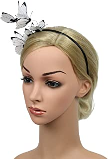 Best white lace crown fascinator Reviews