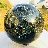 HONGHUA 100 Mm di Cristallo di Quarzo Naturale di Astrofillite Pietra dei Fuochi D'Artificio La Guarigione della Palla