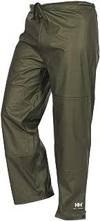 Helly Hansen Workwear Men's Impertech Waist Fishing and Rain Pant