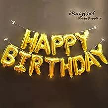 Best birthday letter balloons Reviews