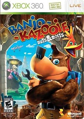 Banjo-Kazooie: Nuts & Bolts - Xbox 360