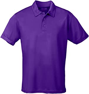 AWDis Kids Short Sleeve Cool Polo Shirt