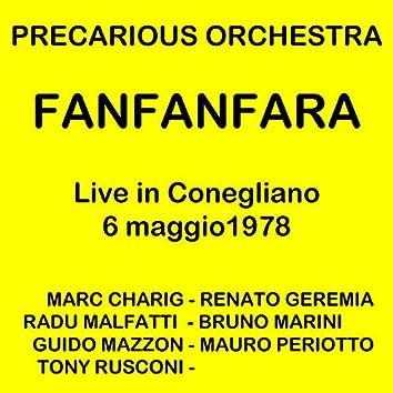 Fanfanfara (Live in Conegliano Veneto 6/05/1978)