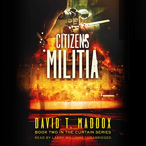Citizens Militia audiobook cover art