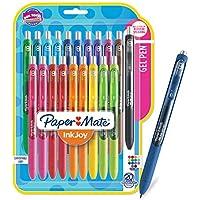 20-Count Paper Mate Gel Pens, InkJoy Pens, Medium Point