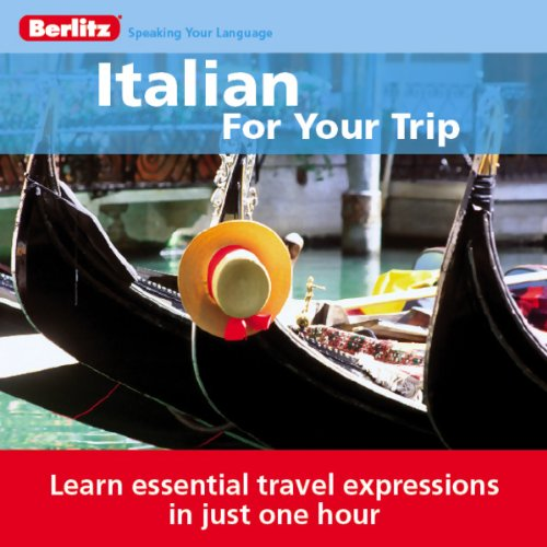 Italian for Your Trip cover art