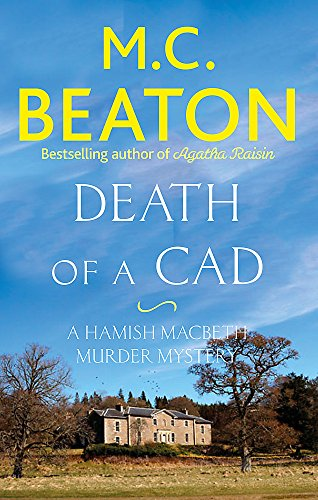 Death Of A Cad 1472124073 Book Cover