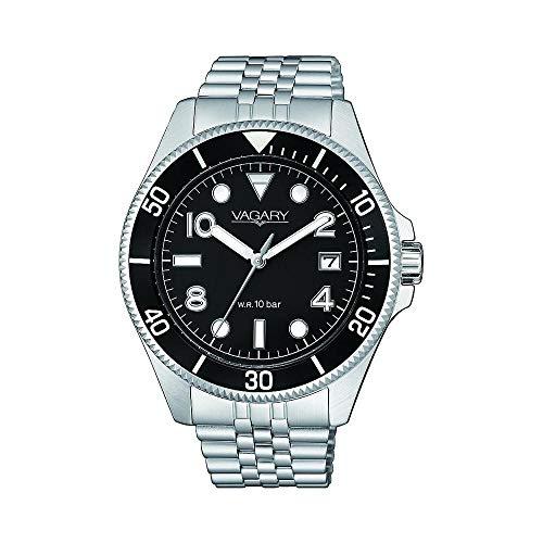 orologio solo tempo uomo Vagary By Citizen Acqua casual cod. VD5-015-51