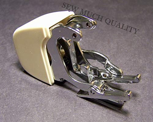 Learn More About Replacement Presser Foot # RWA1 Universal Low Shank Even Feed Walking Foot 7mm Slot