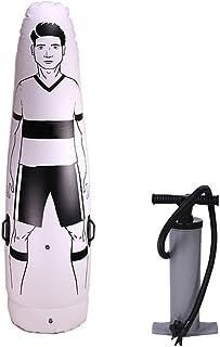 Shangle-sunshine Mannequin de gardien de but gonflable pour entra/înement mural