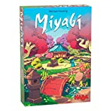 HABA Miyabi - A Multi-layered Tile Placement Japanese Garden Growing Game for 2 - 4 Players Ages 8 and Up (Made in Germany)