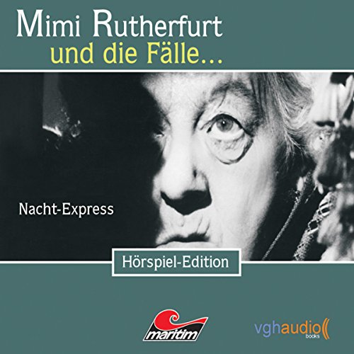 Couverture de Nacht-Express